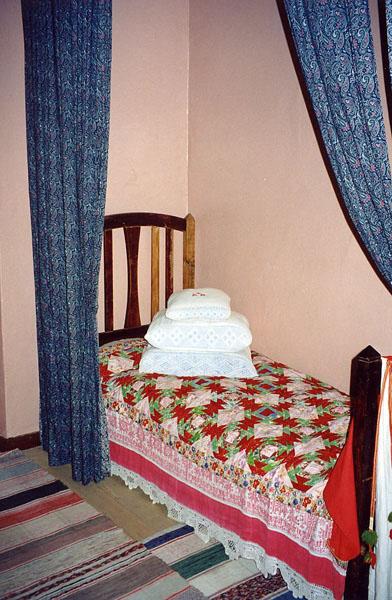 Комната Дуняши