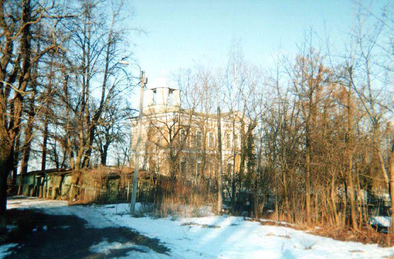 Церковь св. Екатерины в Графской Славянке