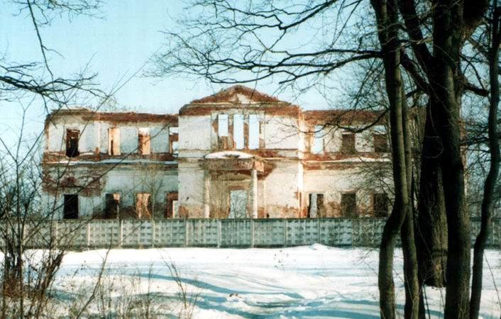 Усадьба графини Самойловой в Графской Славянке